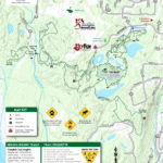 Hiking & Biking Trail Map